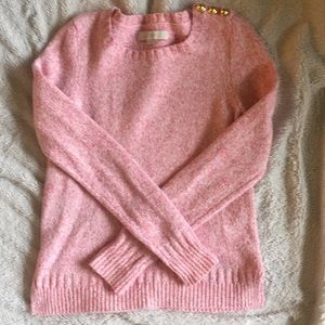 Adorable PINK sweater!